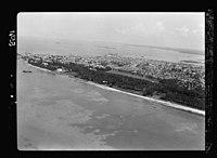 Zanzibar. Air view. Section along the northern promontory LOC matpc.17658.jpg