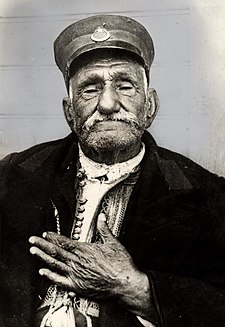 Zaro Agha, de oudste Turk ooit Zaro Agha, the oldest Turk ever.jpg