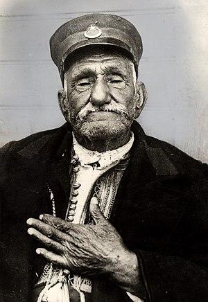 Zaro Aga - Image: Zaro Agha, de oudste Turk ooit Zaro Agha, the oldest Turk ever