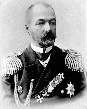 Zinovy Rozhestvensky - Image: Zinovi Petrovich Rozhestvenski