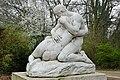 """""""Adam und Eva"""" im Florapark in Duesseldorf-Unterbilk, von Nordwesten.jpg"""