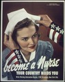 """Become a nurse - Your country needs you"" - NARA - 513583.tif"