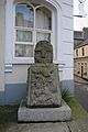 """Celtic"" Preaching Cross outside the Town Hall, Penryn (2200558158).jpg"
