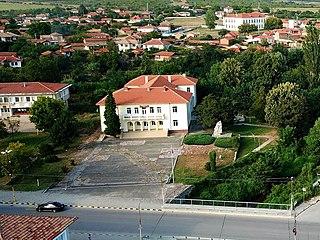 Starosel Village in Plovdiv, Bulgaria