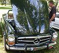'69 Mercedes-Benz SL-Class (Auto classique VAQ Beaconsfield '13).JPG