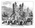 'Raising Cleopatra's Needle on the Thames embankment' Wellcome L0022198.jpg