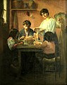 'The Frugal Meal' by Rose Hartwell, 1903.jpg