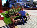 (03) WIKIMEDIA VIKTOR O LEDENYOV BEAUTIFUL ROSES NEAR ORTHODOX CATHEDRAL TOWN OF ZHMERINKA VINNYTSIA REGION STATE OF UKRAINE 25082014.jpg
