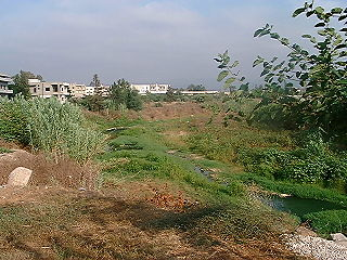 Hisah Village in Akkar