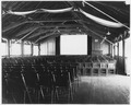 (Movie theatre at the Connell Naval Club on the Submarine Base, Los Angeles.) - NARA - 295475.tif