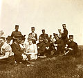 (NL c.1900) Exercise Horse Artillery Corps, Pict. AKL092035.jpg