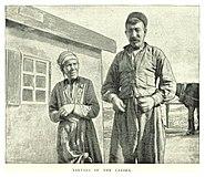 (Stevens1891Russland) pg261 TATARS OF THE CRIMEA