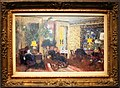 Édouard vuillard, il salotto con tre lampade, rue saint-florentin, 1899.JPG