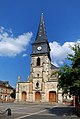 Église Saint-Ouen de Livarot. Vue ouest.jpg