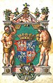 Žygimont Aŭgust, Pahonia. Жыгімонт Аўгуст, Пагоня (1571).jpg