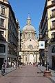 Базилика Богоматери Пилар. Вид с ул. Альфонсо 1 (Calle de Alfonso I) - panoramio.jpg