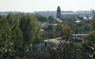 Bilohiria Urban locality in Khmelnytskyi Oblast, Ukraine