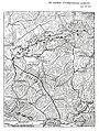 Карта к статье «Гаотулинская позиция». Военная энциклопедия Сытина (Санкт-Петербург, 1911-1915).jpg