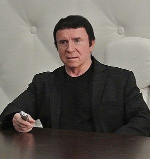 Anatoly Kashpirovsky - Image: Кашпировский Абакан 1 февр 2016 Вики