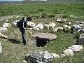 Курган эпохи бронзы в могильнике Кызылтас.JPG