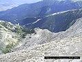 Мечи дол и пистите над Банско от Вихрен - panoramio.jpg