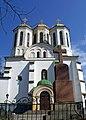 Острозький замок - Богоявленська церква DSCF2088.JPG