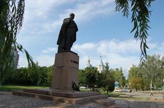 Shpola Town in Cherkasy Oblast, Ukraine