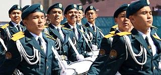 Nur-Sultan Zhas Ulan Republican School Military preparatory school in Nur-Sultan, Akmola Region, Kazakhstan