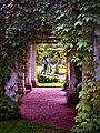 """Статуя """"Ночь"""", собственный сад Фермерского дворца.jpg"""