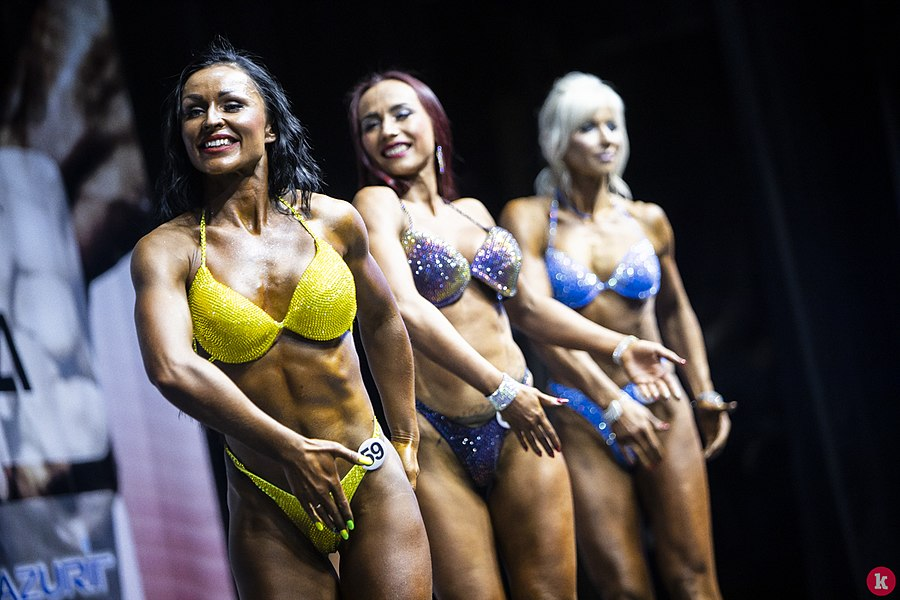 Сhampionship of the Kaliningrad area on bodybuilding 07.jpg