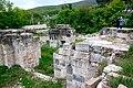 Топловский монастырь. Развалины Троицкого собора.jpg