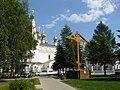 Феодоровский монастырь и Поклонный Крест.JPG