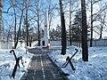 Хабаровск, Краснофлотский район, братская могила 1918-1922.JPG