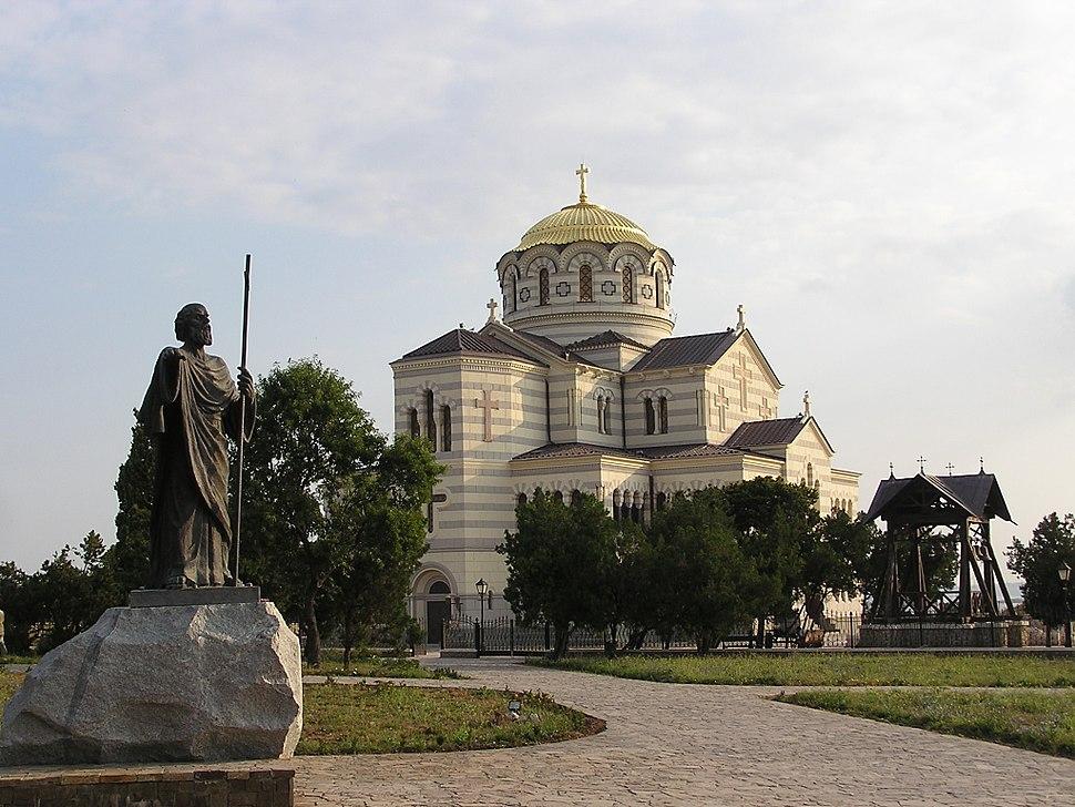 Храм святого Владимира 4