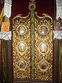 Царске двери у цркви Успенија Пресвете Богородице у Ораховцу.JPG