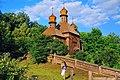 Церква Св. Михаїла, музей народної архітектури та побуту, с. Пирогів, Київ.jpg