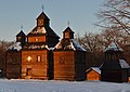 Церква з села Кисоричі Рокитнівського району Рівненської області. 1789 р.jpg