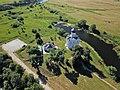 Церковь Покрова на Нерли. Съемка с воздуха.1.jpg
