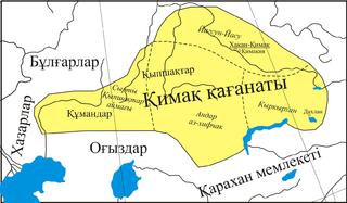 Kimek–Kipchak confederation
