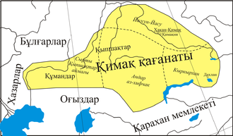 Kimek confederation - Image: Қимақтар