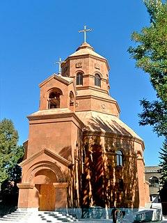 Ordinariate for Catholics of Armenian Rite in Eastern Europe