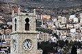 من أبرز معالم مدينة نابلس القديمة ، برج الساعة في البلدة القديمة.jpg