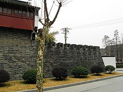 上海老城墙shanghai old city wall.JPG