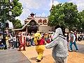 上海迪士尼 小熊维尼 跳跳虎 屹耳.jpg