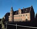 丹麦 菲特烈堡 Freder iksborg Slot, Denmark - panoramio.jpg