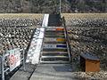 八景山橋右岸の階段.JPG
