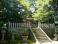 御所市井戸 高木神社 Takagi-jinja, Ido 2011.5.13 - panoramio.jpg
