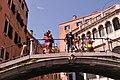 意大利威尼斯 Venice, Italy Cina Xinjiang, Urumqi il benvenuto all - panoramio (90).jpg