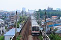 田園都市線、つきみ野駅近郊, Denentoshi Line, near the Tsukimino Sta. - panoramio.jpg