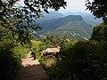 白草畔登山口 - Trailhead of Baicaopan Mountain - 2012.08 - panoramio.jpg